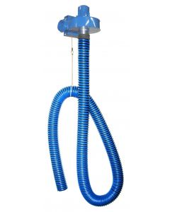 "Norfi uga afzuigset slang 4"" 5 mtr (S), kabel, venti 0,37kW"