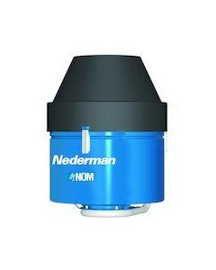 Nederman NOM 4 HEPA filter+ventilator (400V) olienevel