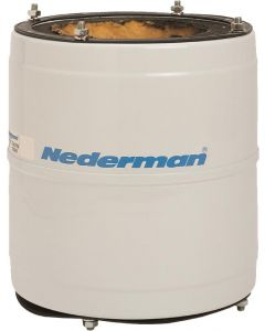 Nederman geluiddemper tbv ventilator N16 en N24