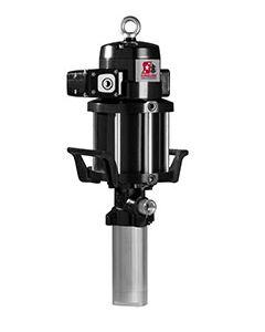 Eurolube C150 - 6:1 oliepomp - Stubby pomp (heavy duty)