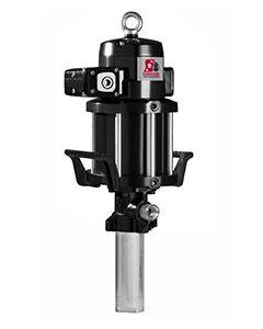 Eurolube C150 - 12:1 oliepomp - Stubby pomp (heavy duty)