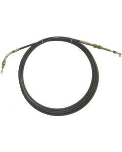 Bowden kabel lengte 4000mm. Gebogen