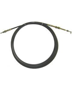 Bowden kabel lengte 5000mm. Recht