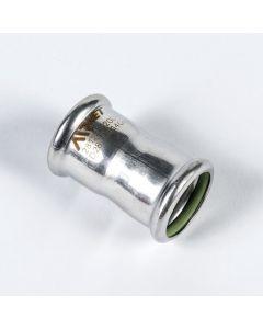 Airnet RVS 316 sok Ø 54 mm