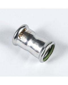Airnet RVS 316 sok Ø 89 mm