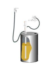 PumpMaster 4 - 3:1 oliepompset voor 205l vatmontage