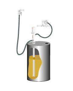 PumpMaster 4 - 5:1 oliepompset voor 205l vatmontage