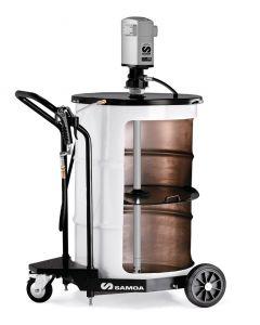 PumpMaster 35 - 60:1 mob. vetpompset vat 185kg