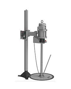 Pneumatische  pomplift met vetpompunit PumpMaster 45 - 70:1