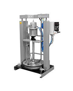 Automatische pneumatische vetpompunit pumpMaster 60 - 80:1