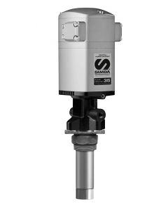 PumpMaster 35 - 8:1 oliepomp - Stubby pomp + bondelmoer