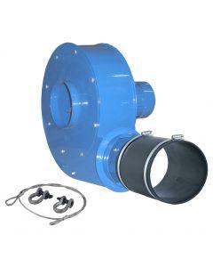 Norfi ventilator N34 0,37kW incl. montageset