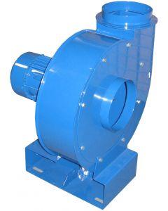 Radiaal ventilator model N34 0,37kW 180-1200m3/h DN160/160