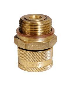 Standard plug M24x15-LB-T15