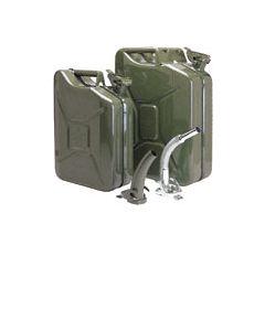 Jerrycan 10 liter. UN goedgekeurd.