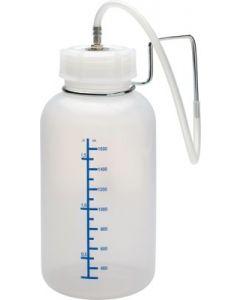 Verzamelfles 2 liter voor rem ontluchtingsapparaat