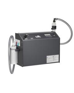 AdBlue vulstation dmv aansluiting op IBC tanks