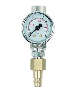 Drukregelaar met manometer DM-FSP 1/4i