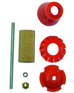 Filterelement FE-FDM ¾-1 W (set)